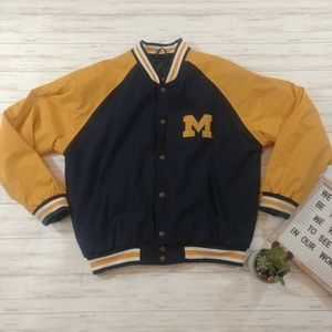 U of M Varsity Jacket